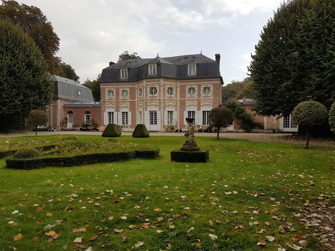 Château de Bagatelle Abbeville (80)